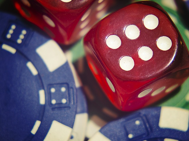 What types of games can you find on an online casino site?